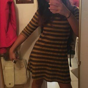 UO 3/4 sleeve dress